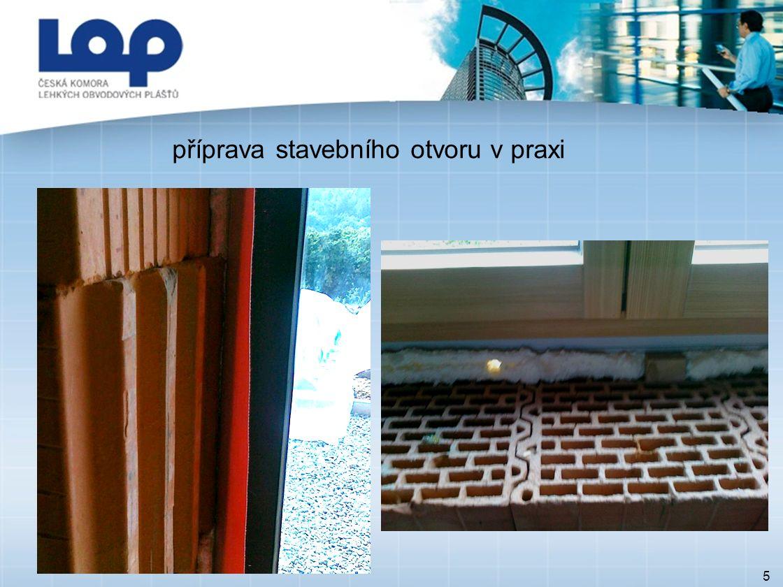 """16 Detaily z """"kvalitní projektové dokumentace pro zhotovení stavby"""