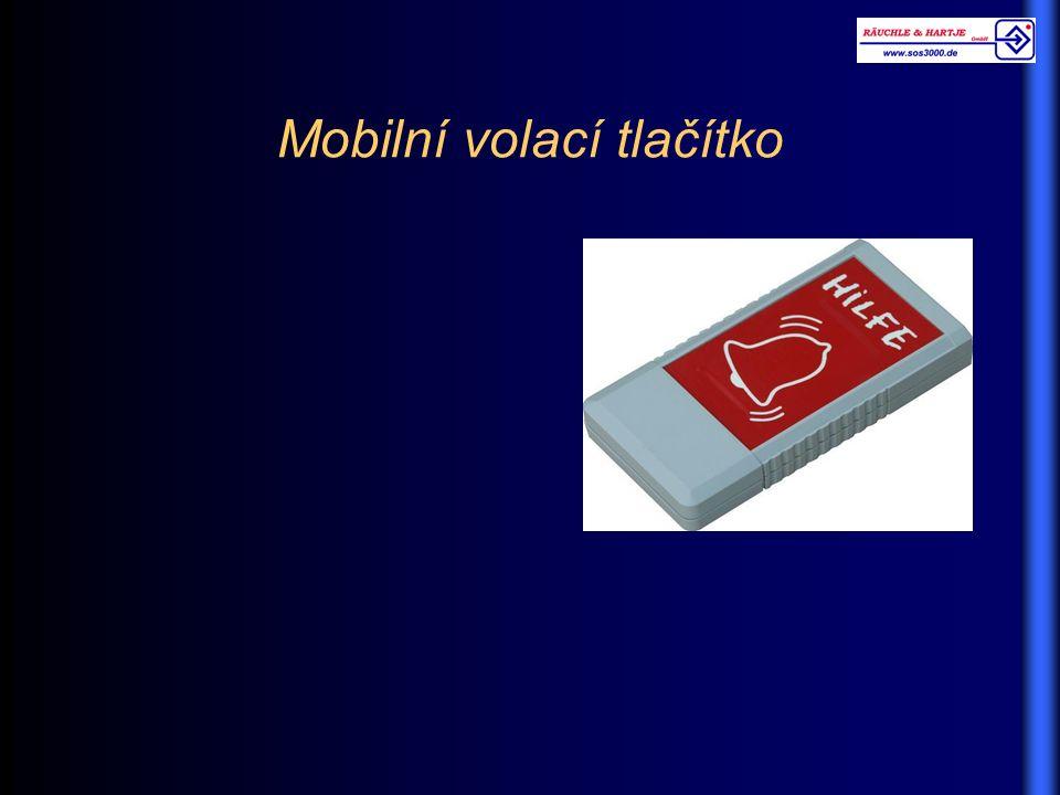Mobilní volací tlačítko