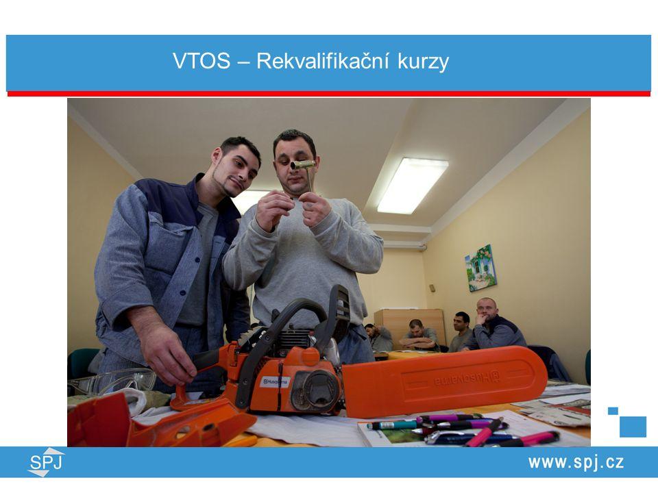 VTOS – Rekvalifikační kurzy