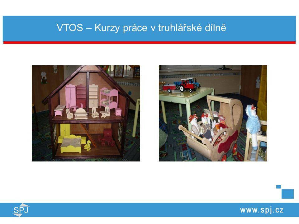 VTOS – Kurzy práce v truhlářské dílně