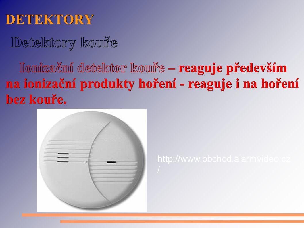 DETEKTORY http://www.obchod.alarmvideo.cz /