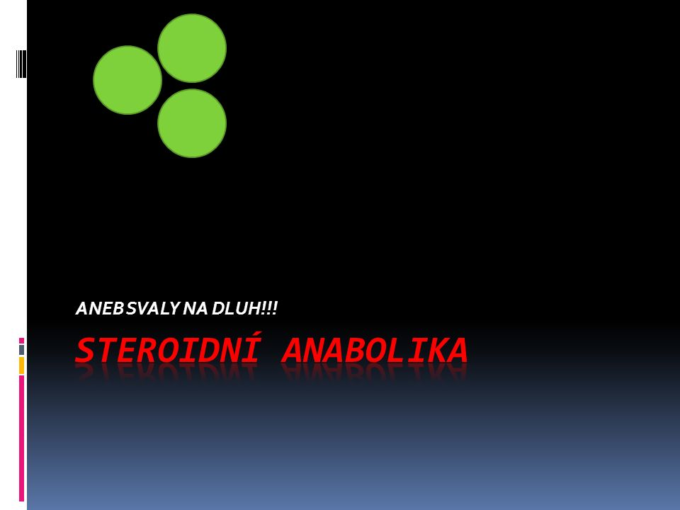 ANEB SVALY NA DLUH!!!