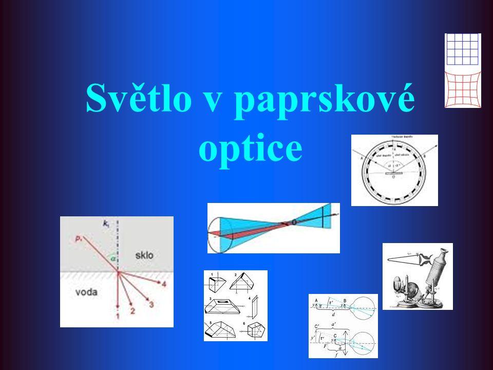 interference a difrakce = vlnové projevy světla monochromatické světlo: světlé a tmavé proužky nebo prstence, bílé světlo: jasné centrální maximum a spektrální pásy jednotlivých řádů.