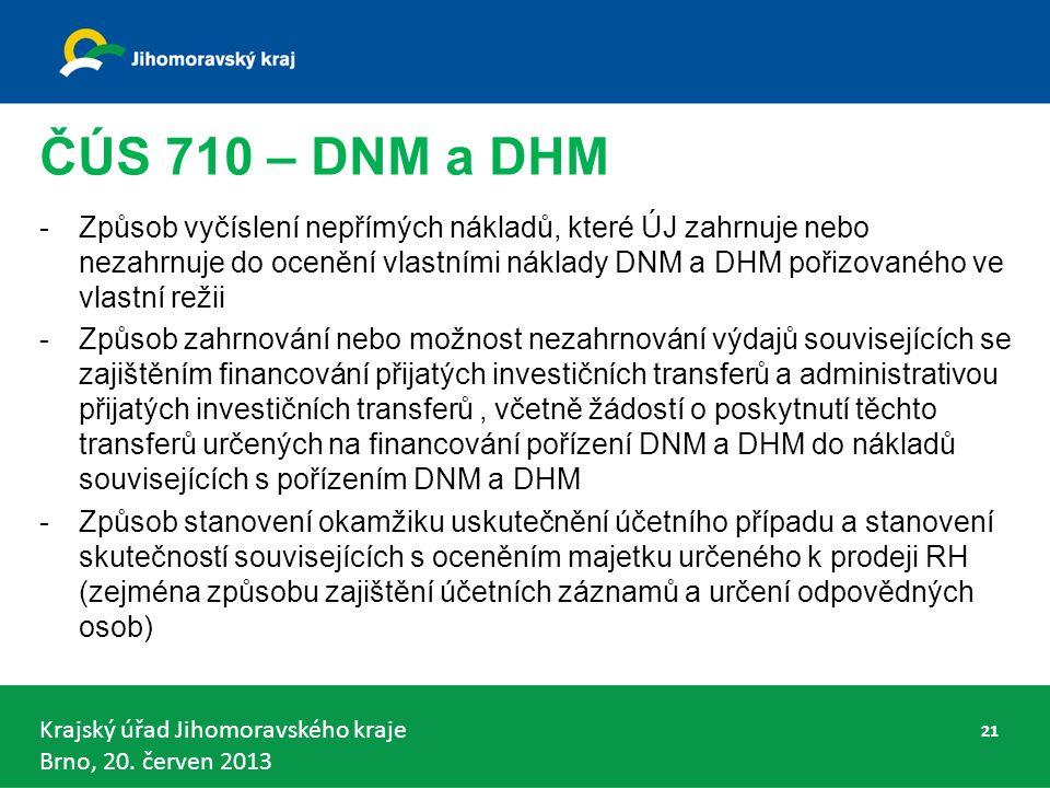 Krajský úřad Jihomoravského kraje Brno, 20.