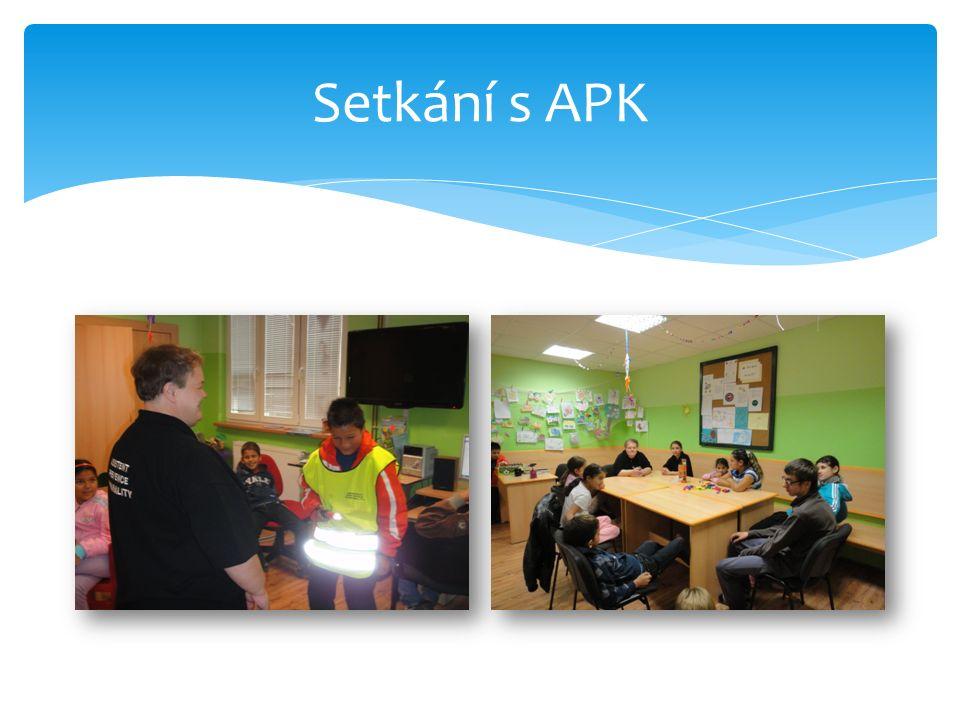 Setkání s APK