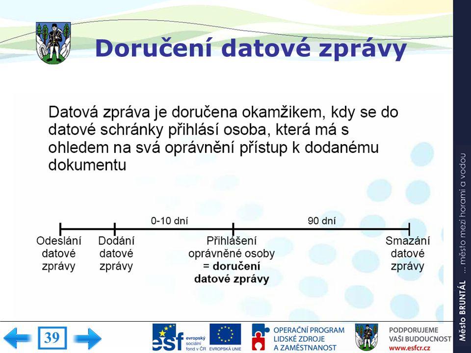 Papír žije Datová schránka je jen další alternativou doručování dokumentů S dokumenty dodanými úřadu v listinné podobě se pracuje i nadále v listinné podobě (pakliže dotyčný nemá zřízenou DS) 18