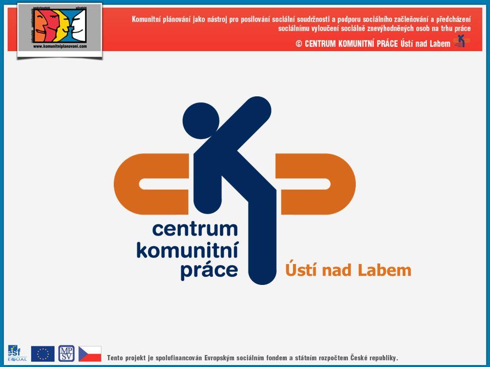 62 Centrum komunitní práce Ústí nad Labem Koněvova 18, Ústí nad Labem www.ckpul.cz www.komunitniplanovani.com e-mail: info@ckpul.cz tel.: 0042 475 201 096info@ckpul.cz Nashledanou V případě zájmu nás kontaktujte