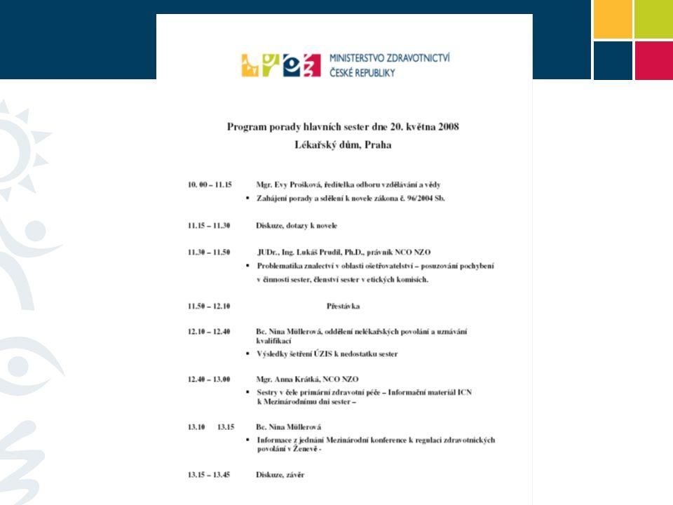 Díl 3 Specializační vzdělávání nelékařských zdravotnických pracovníků