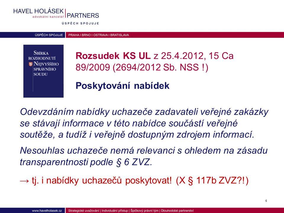 Přijato jako pozměňovací návrh v PSP v reakci na hraniční charakter některých důvodů pro odepření informací dle InfZ, avšak jen pro obchodní tajemství To (zrušení smlouvy – pozn.