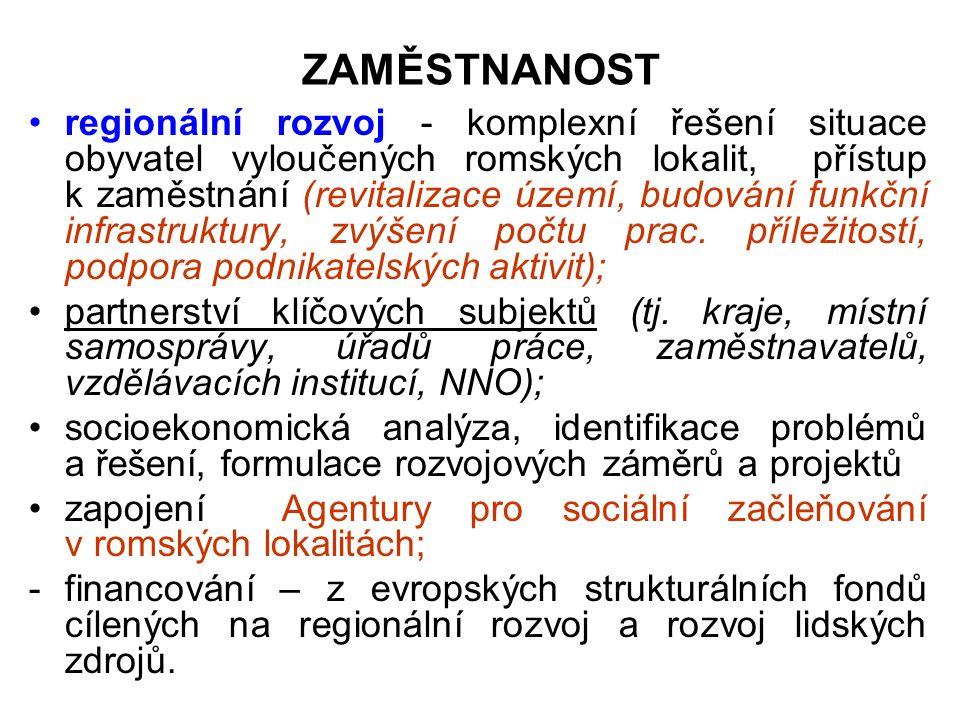 Děkuji za pozornost Kontakt: Email: kosatkova.eva@vlada.czkosatkova.eva@vlada.cz Tel: 224 002 074 Web: www.vlada.czwww.vlada.cz www.socialni-zaclenovani.cz