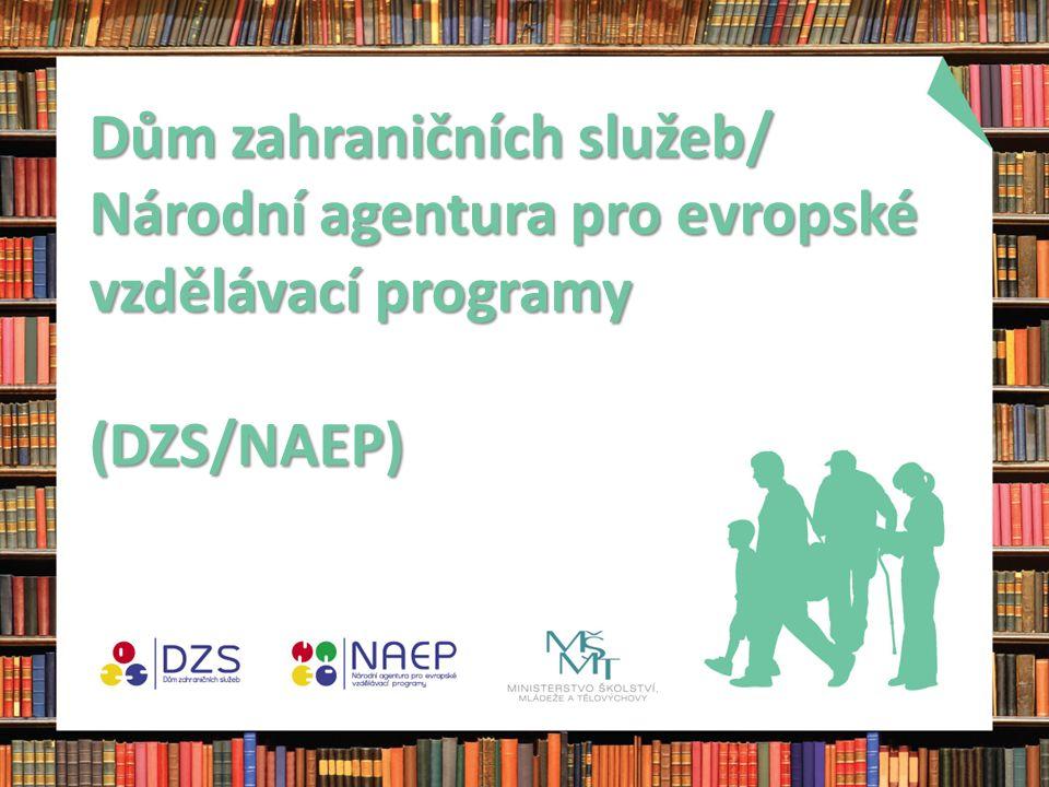Dům zahraničních služeb/ Národní agentura pro evropské vzdělávací programy (DZS/NAEP)