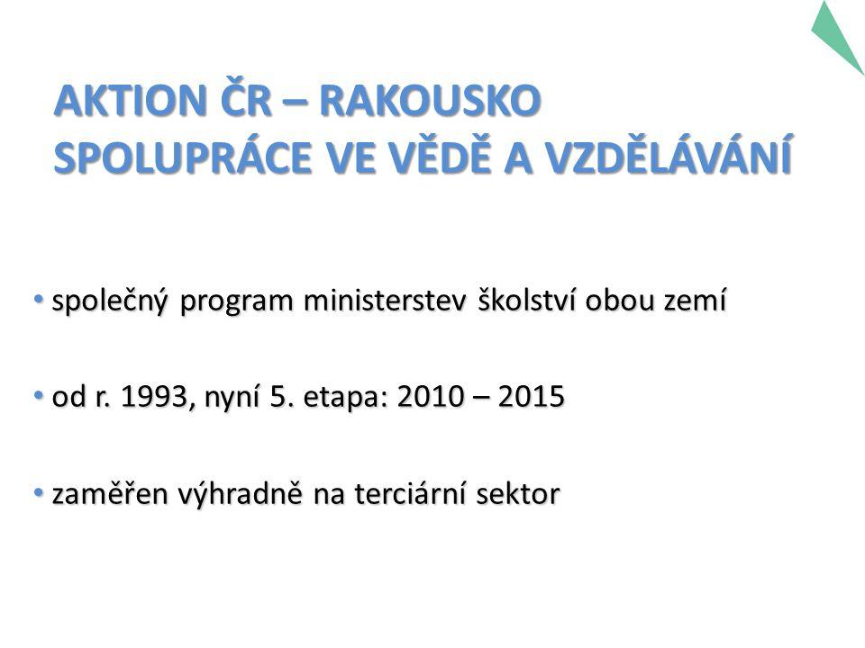 společný program ministerstev školství obou zemí společný program ministerstev školství obou zemí od r.