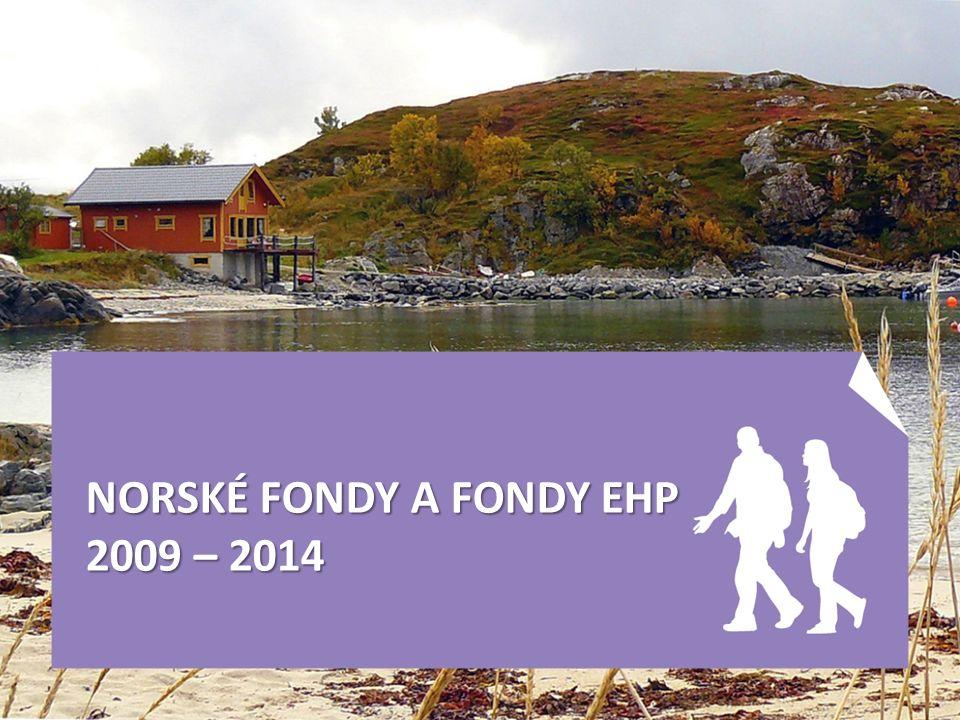 NORSKÉ FONDY A FONDY EHP 2009 – 2014