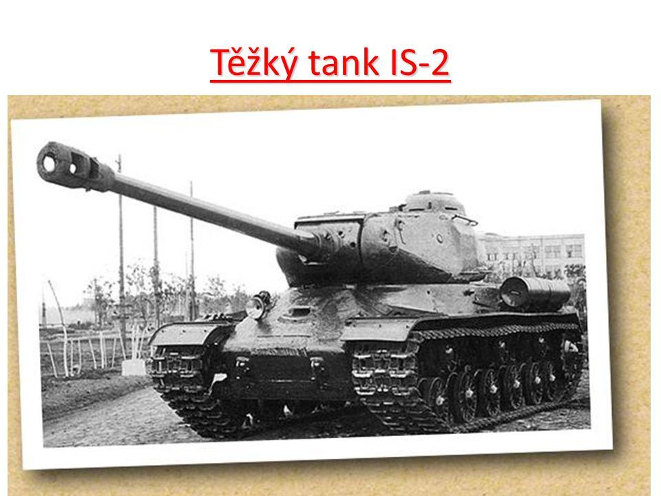 Těžký tank IS-2