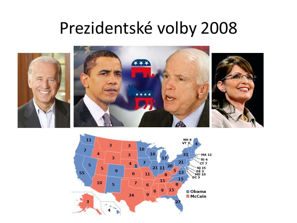 Prezidentské volby 2008