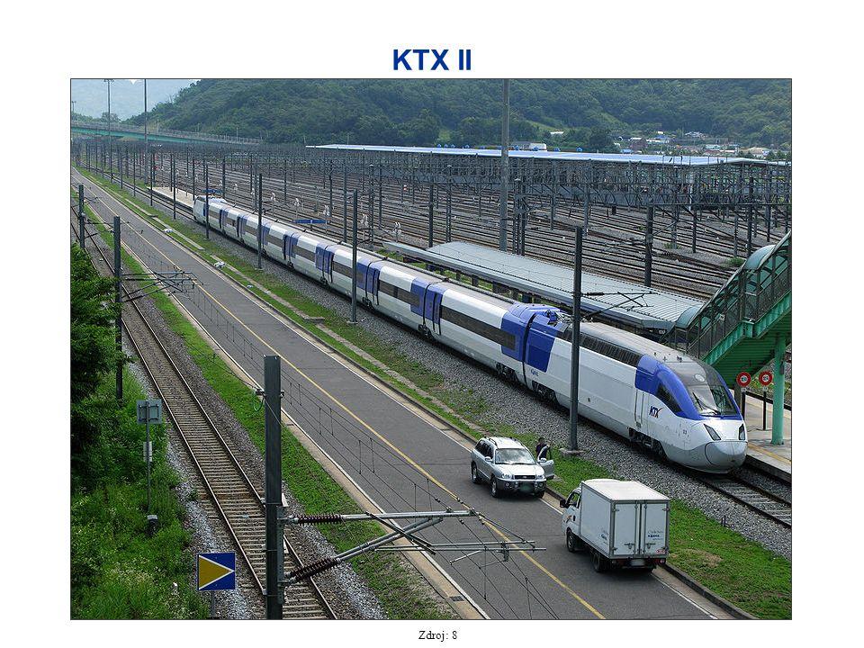 KTX II Zdroj: 8