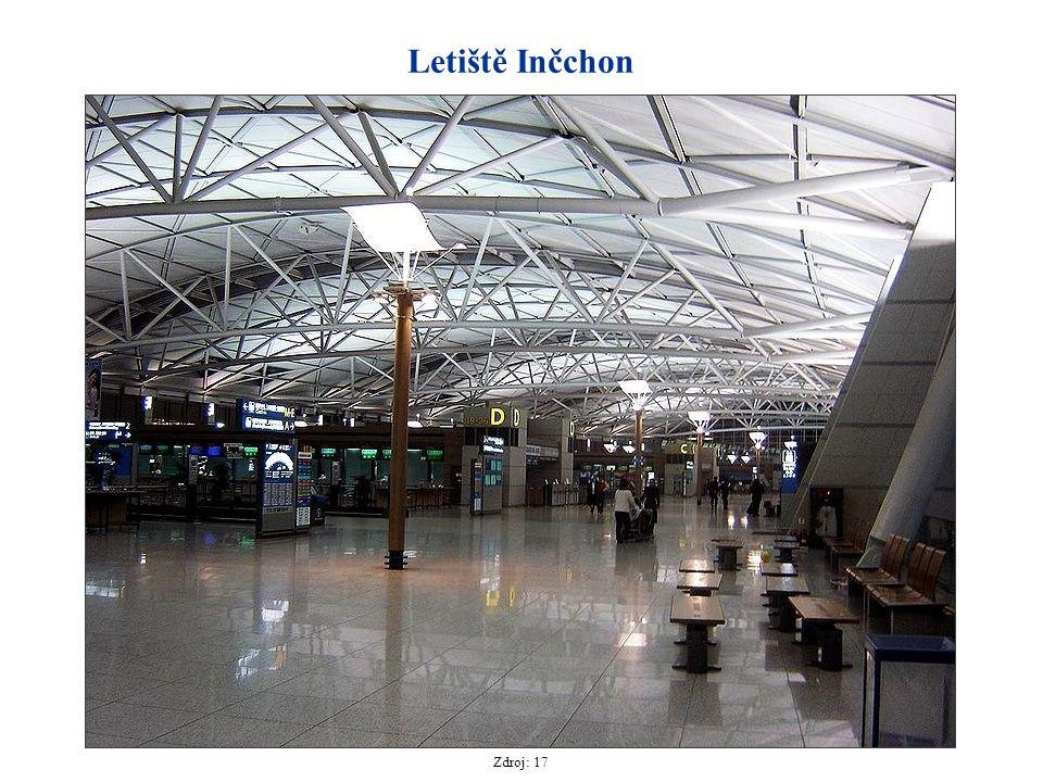 Letiště Inčchon Zdroj: 17