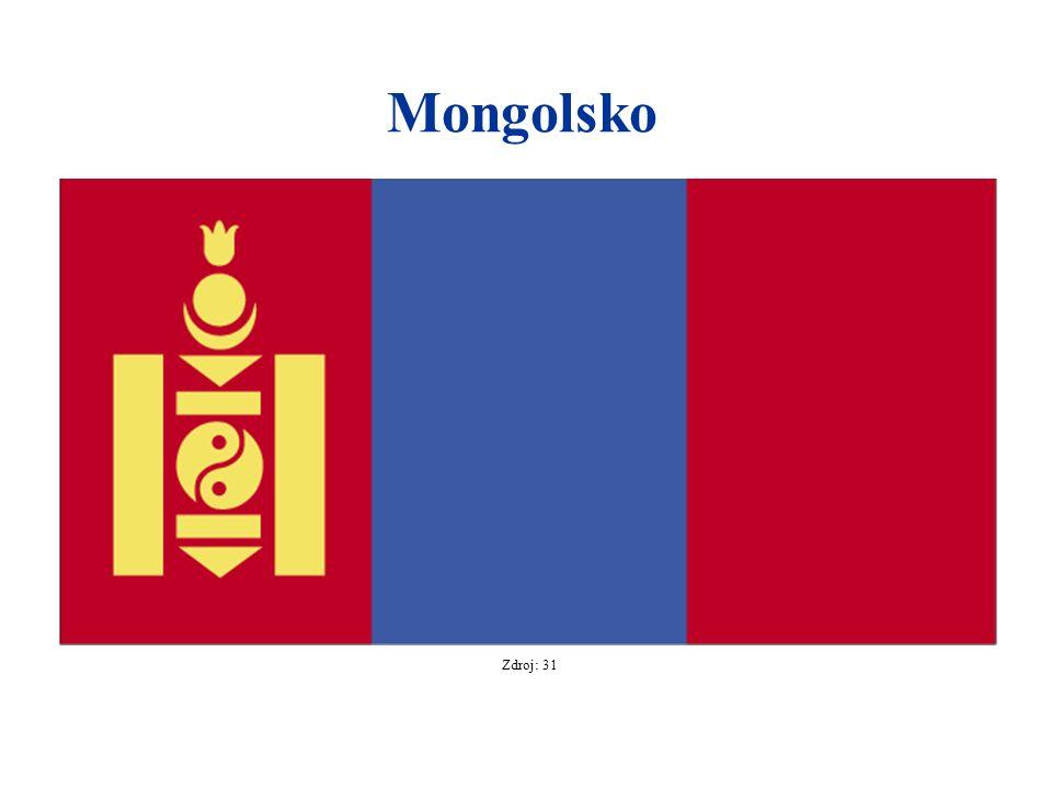 Zdroj: 31 Mongolsko