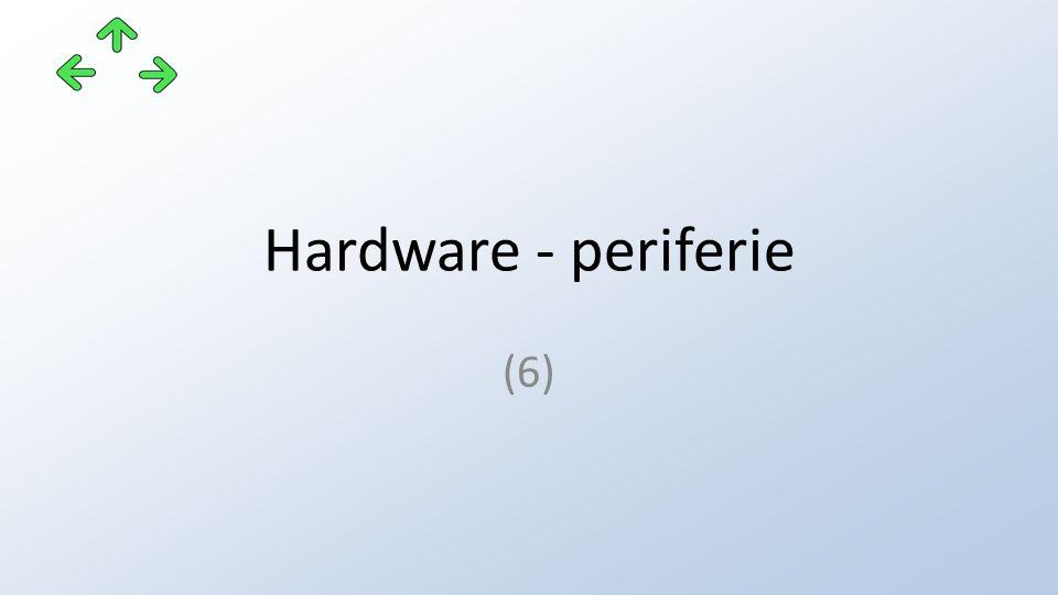 Hardware - periferie (6)