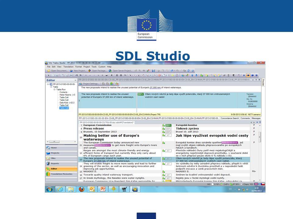 SDL Studio
