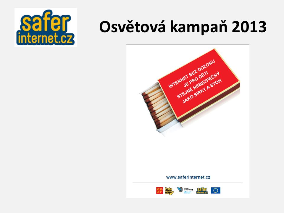 Osvětová kampaň 2013