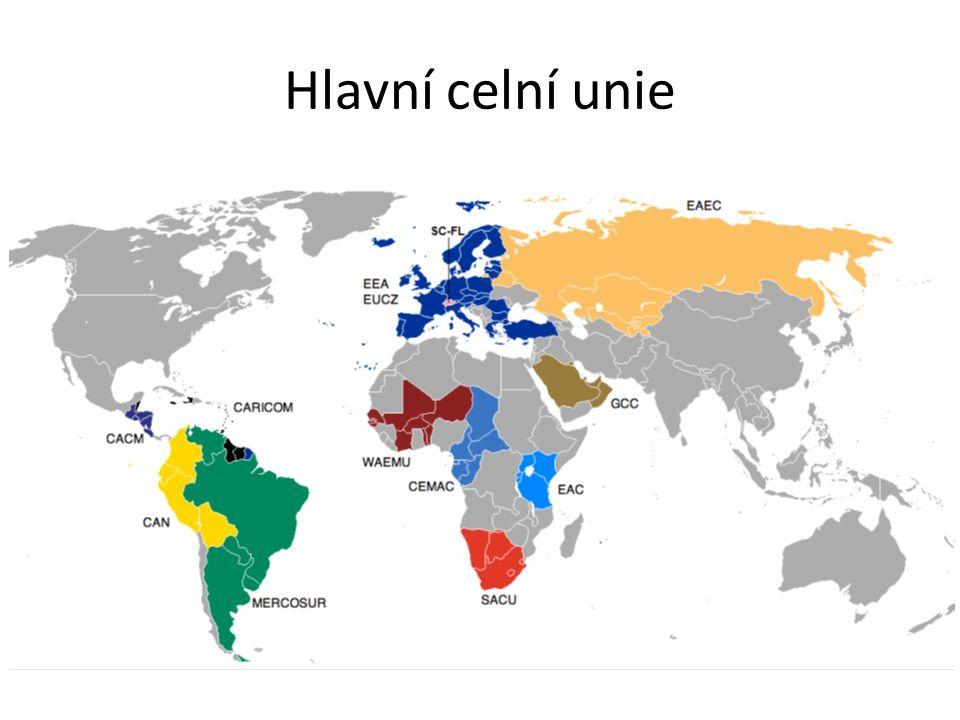 Hlavní celní unie