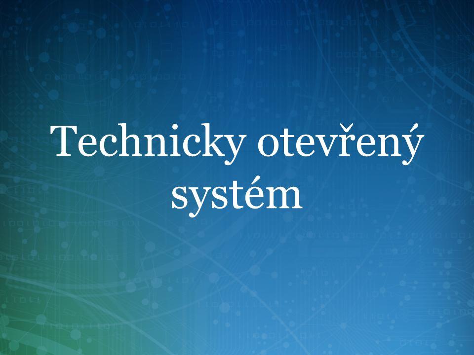 Technicky otevřený systém