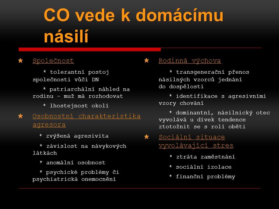 Konec Zdroje: * http://www.rodina.cz http://www.rodina.cz * http://nasili.unas.czhttp://nasili.unas.cz * http://www.donalinka.czhttp://www.donalinka.cz * http://www.bkb.czhttp://www.bkb.cz * http://www.domacinasili.info/czehttp://www.domacinasili.info/cze * http://pomocobetem.czhttp://pomocobetem.cz * http://www.socialnipracovnik.czhttp://www.socialnipracovnik.cz * http://www.poradna-rakovnik.czhttp://www.poradna-rakovnik.cz Samozřejmě se to neudělalo samo, ale bylo to vytvořeno : Barča Němcová a Gábina Nemetzová Děkujeme za pozornost :)