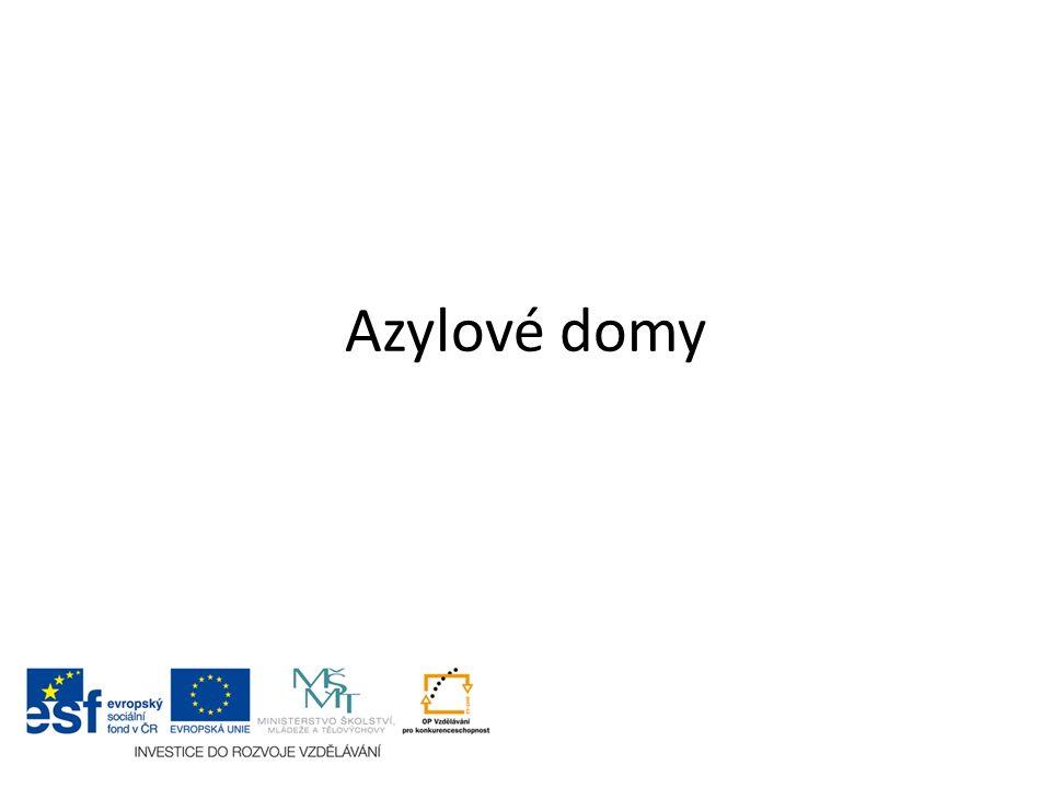 Zdroje Zákon č.108/2006 Sb. O sociálních službách (§ 57), vyhláška č.