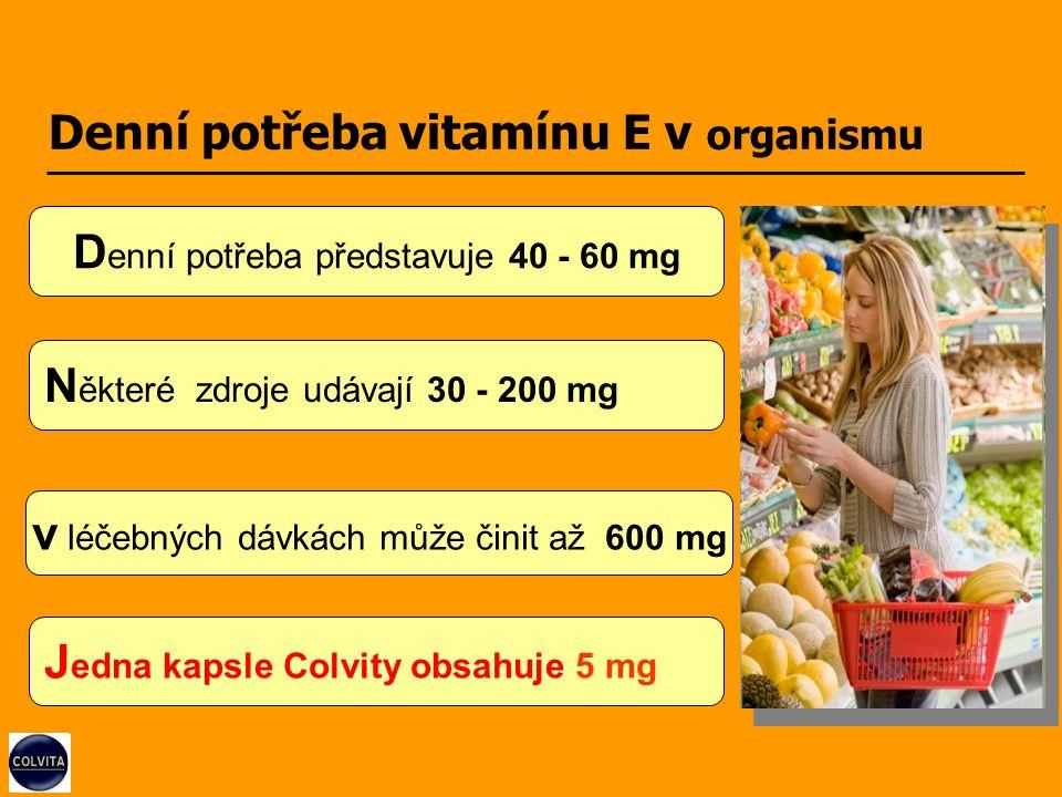 Vitamín C – plní významnou roli při procesech okysličování a redukcích, ovlivňuje procesy přeměny látkové aminokyselin, metabolismu tyroxínu a inzulínu.