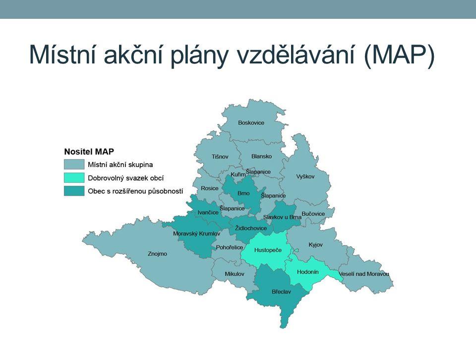 Místní akční plány vzdělávání (MAP)