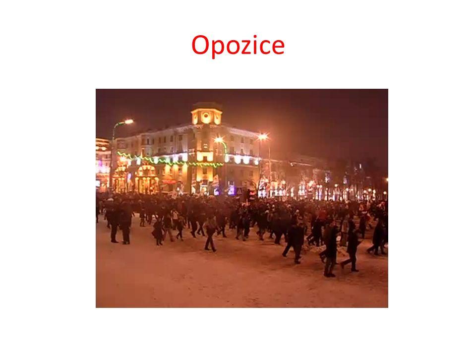 Opozice