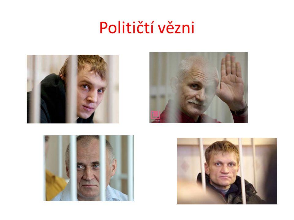 Političtí vězni