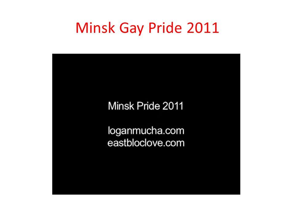 Minsk Gay Pride 2011