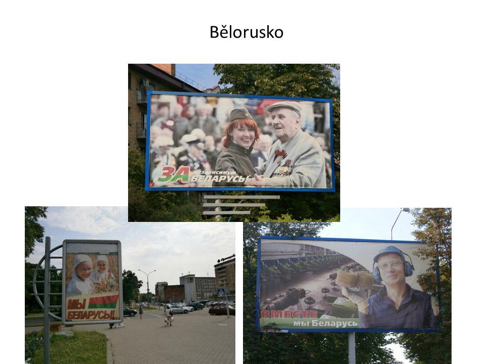 Novodobá historie 1918-19 – Běloruská lidová republika 1919-91 – Součást Sovětského svazu 1991 – vznik Běloruské republiky 1994 – A.