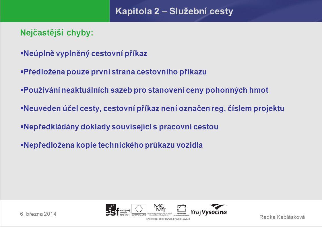 Radka Kablásková 6.