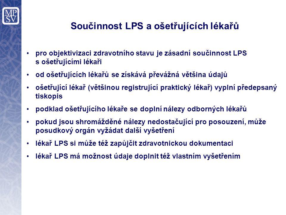 Služební zákon a LPS od 1.7.