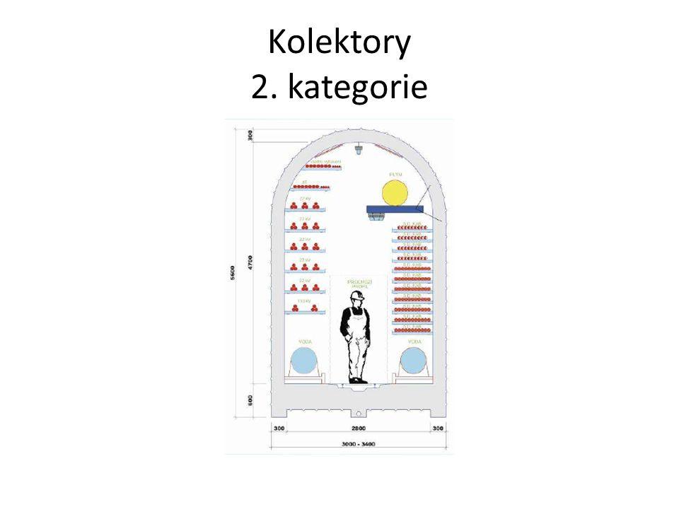 Kolektory 2. kategorie