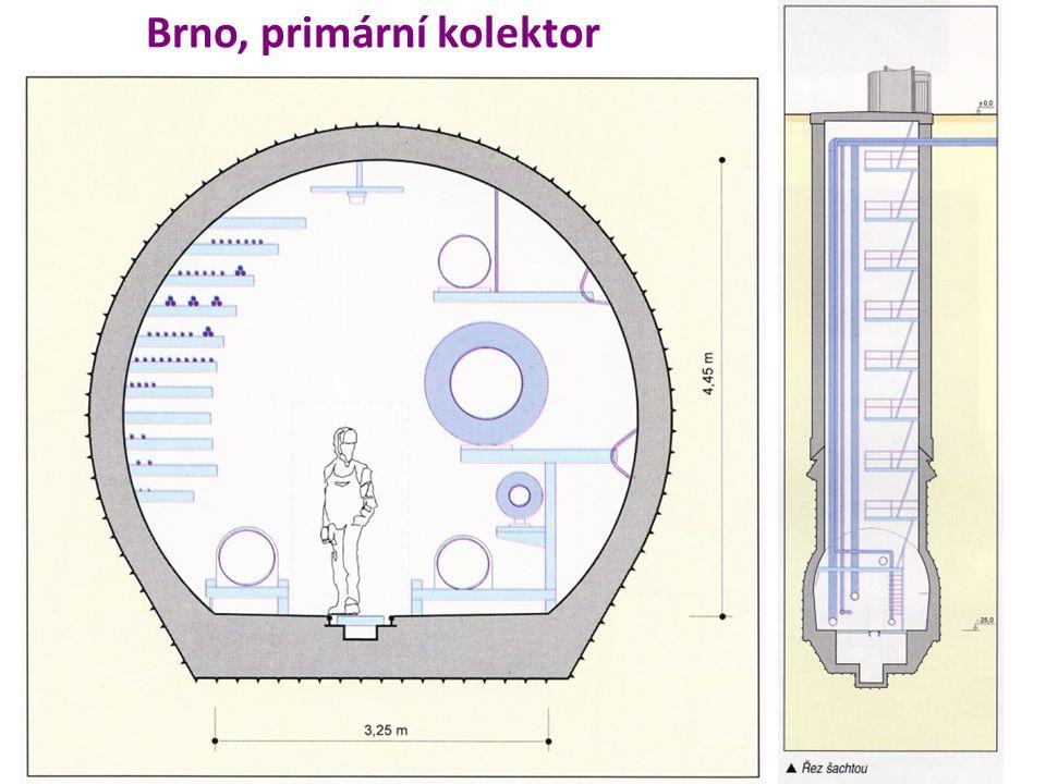 Brno, primární kolektor