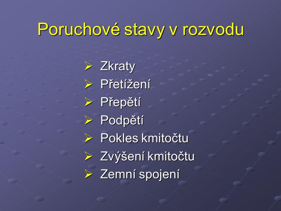 Ochrany v PRE Typy stožárů vedení vvn a zvn: