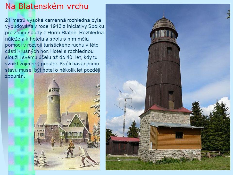 Klepáč Trojmorski wierch (1145m).