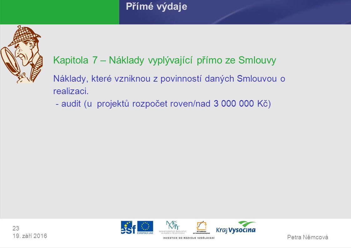 Petra Němcová 23 19.