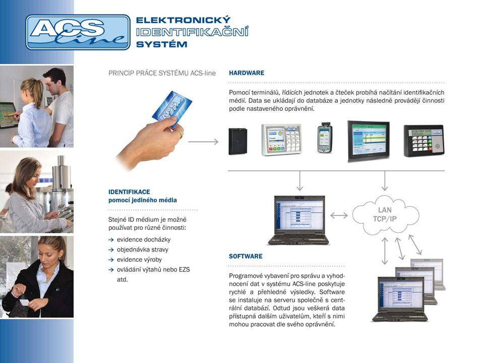 KONTAKTNÍ ČIPY Pro kontaktní identifikaci se používají dotykové čipy DALLAS.
