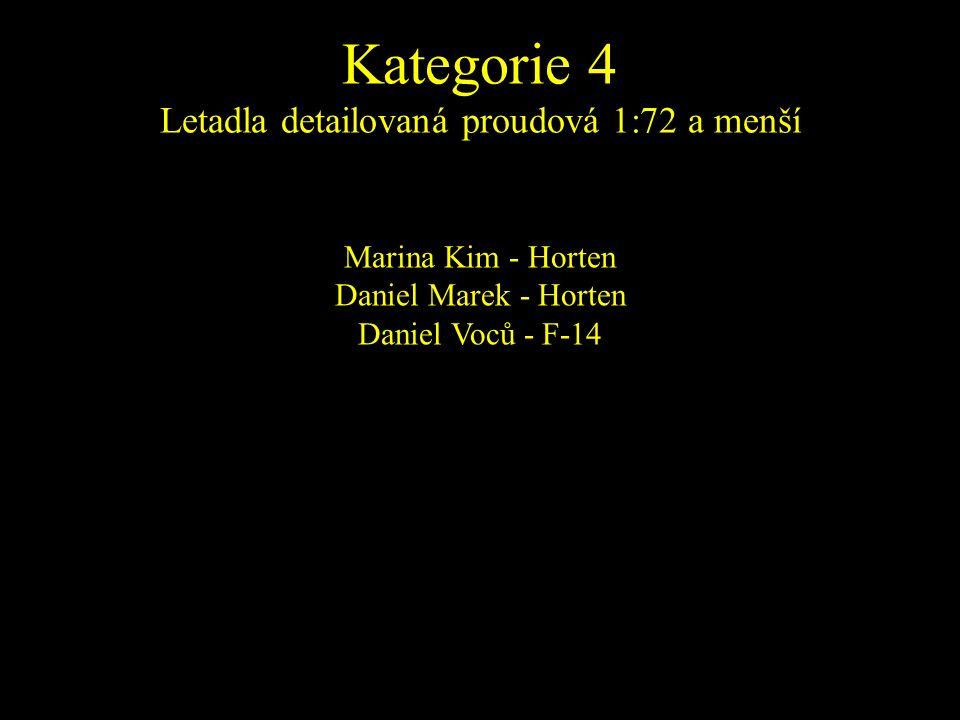 Marina Kim - Horten Daniel Marek - Horten Daniel Voců - F-14