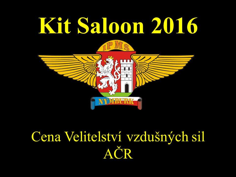 Kit Saloon 2016 Cena Velitelství vzdušných sil AČR