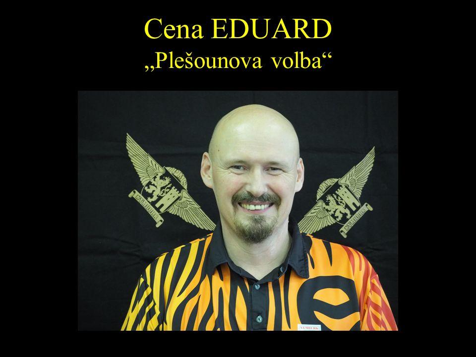 "Cena EDUARD ""Plešounova volba"""