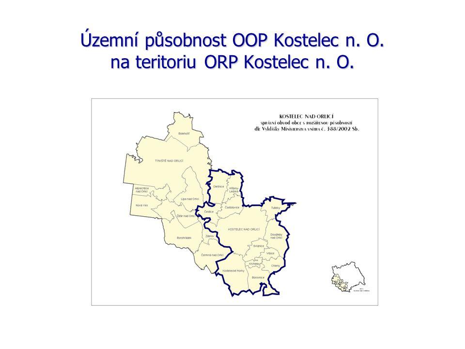 Obvodní oddělení Policie Kostelec nad Orlicí vedoucí: nadporučík Bc.