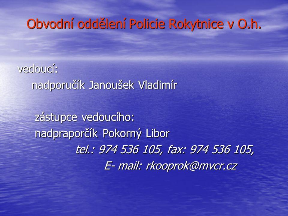 Územní působnost OOP Rychnov n. Kn.