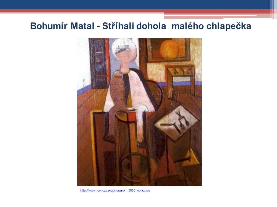 Bohumír Matal - Stříhali dohola malého chlapečka http://www.vox-cz.cz/wpimages/__3666_obraz.jpg