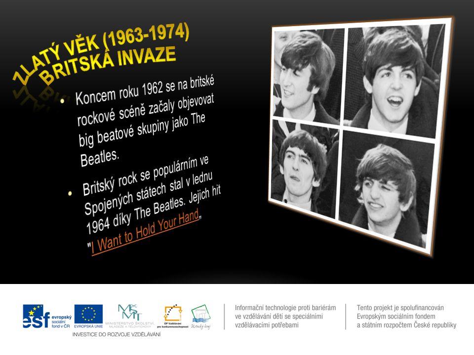 The Rolling Stones Britská skupina v čele se zpěvákem Mickem Jaggerem.